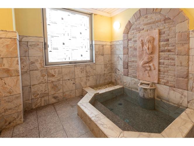貸切風呂「ナポリ」