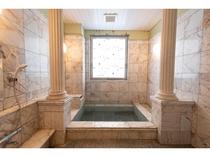 貸切風呂「アテネ」※榊原温泉。