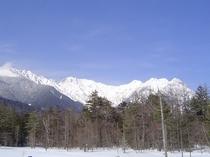 冬は乗鞍のスキー場で冬を満喫して下さい!!