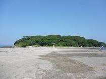 自然の宝庫 沖ノ島