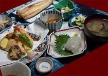 夕食(バイキング)