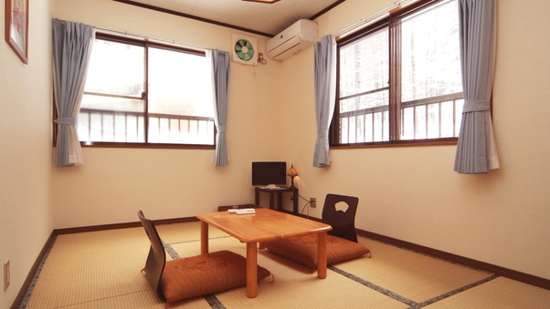 ◆5.5〜6畳◆女将におまかせ!くつろぎ和室