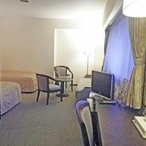 *デラックスツインルーム一例/やすらぎをテーマにした、広々30㎡の快適なお部屋。