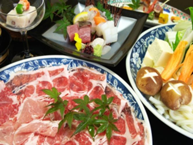 ◆鹿児島の郷土の味!◆豪華黒豚プラン
