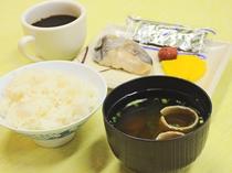 【朝食】無料サービスの朝食をどうぞ♪