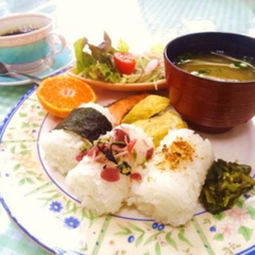 モーニングセット(ビジネス朝食付プラン)