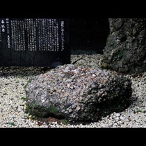 霧島神社のさざれ石