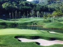 斑尾東急ゴルフコース