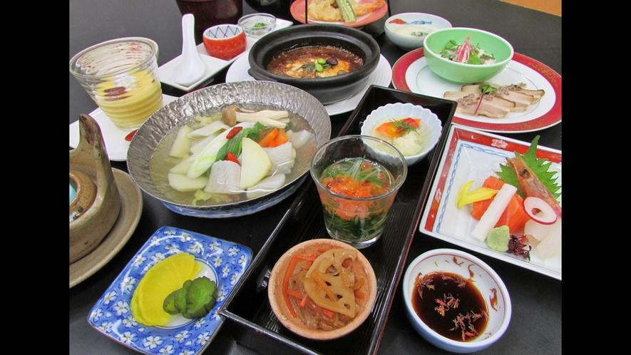 【夕食】12月の薬膳夕食