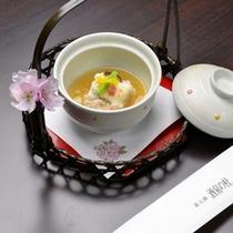*【夕食一例】甘鯛の蕪蒸し