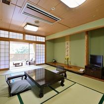 *【本館】檜風呂付き■和室12畳+リビング