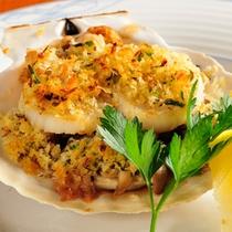 選べる4種のメインCHEF'S dinner ~北海道産鮮魚