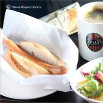 タリーズコーヒー_モーニングメニューの中からお好きなメニュー(800円以内) をお選びいただけます。