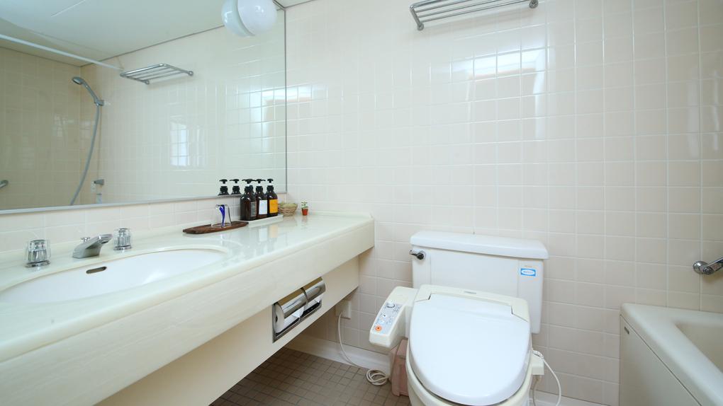 【千日紅】バスルーム