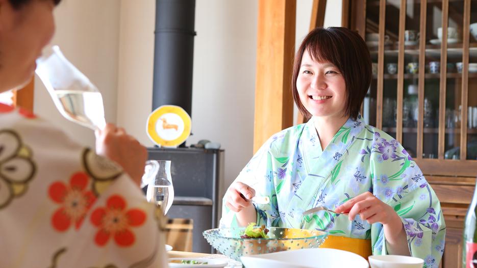 【Rosee・フレンチ】大切な人やご家族で美味しいフレンチを