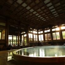 【湯めぐり①】よろづや旅館「桃山風呂」