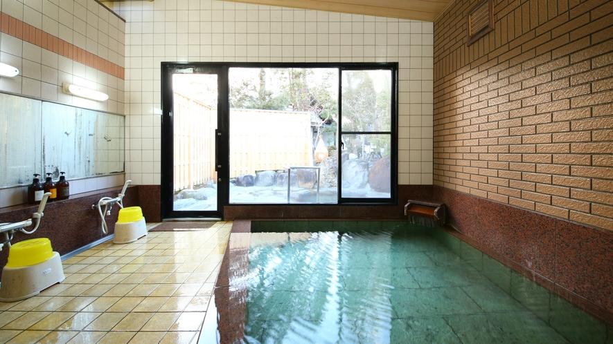 【蛍の湯】内風呂