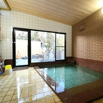 「蛍の湯」併設の大浴場