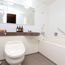 【竜胆】バスルーム