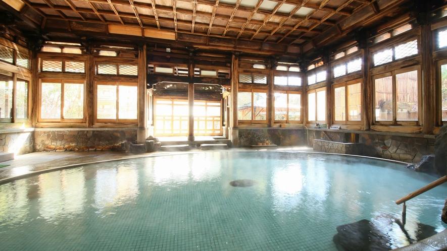 姉妹館:よろづやの歴史を重ねてきた桃山風呂