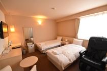 ツインルーム(ベッド幅90cm)