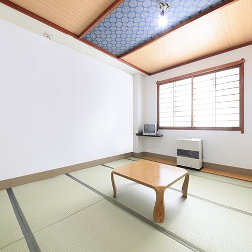 和室6畳ー8畳(バス・トイレなし)【一例】
