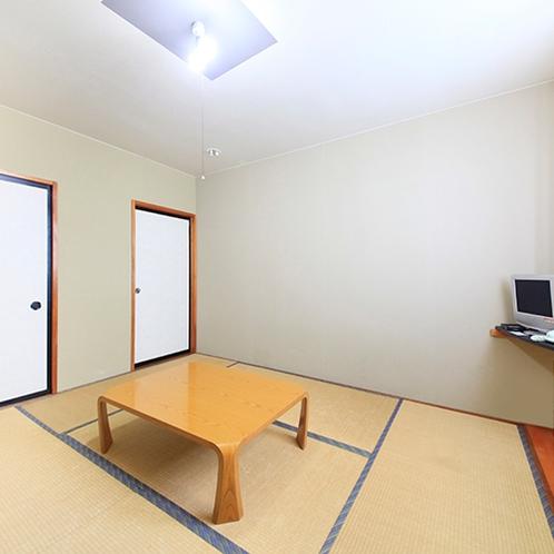 和室6畳ー8畳(バス・トイレ付)【一例】