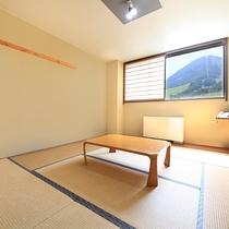 和室6畳ー8畳(トイレ付)【一例】
