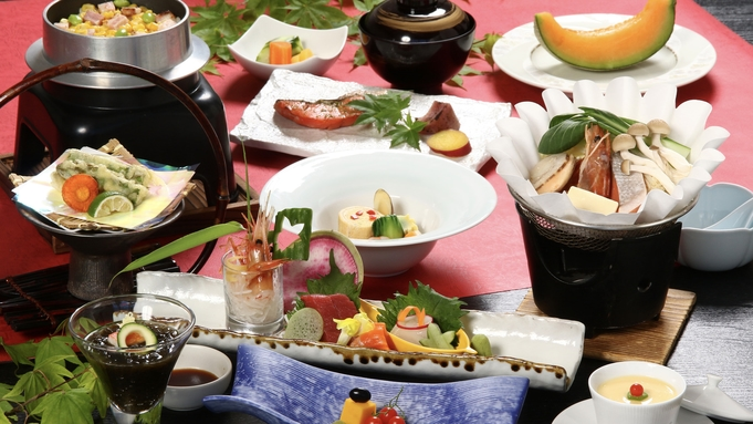 【秋冬旅セール】季節の旬菜鍋プラン!北海道の大地の恵みの朝食付き♪<2食付き>