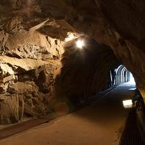 【史跡生野銀山】日本遺産に認定され、明治の近代化を支えた鉱山坑道を探検(当館より車で約95分)