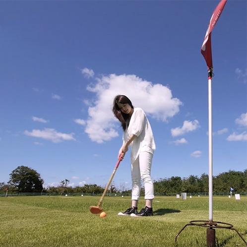 グランドゴルフ(4月~10月)