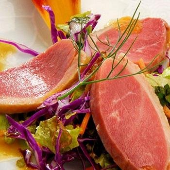 料理 鴨肉 (カスタマイズ)