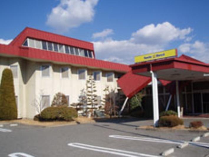 スマイルホテル松本 外観