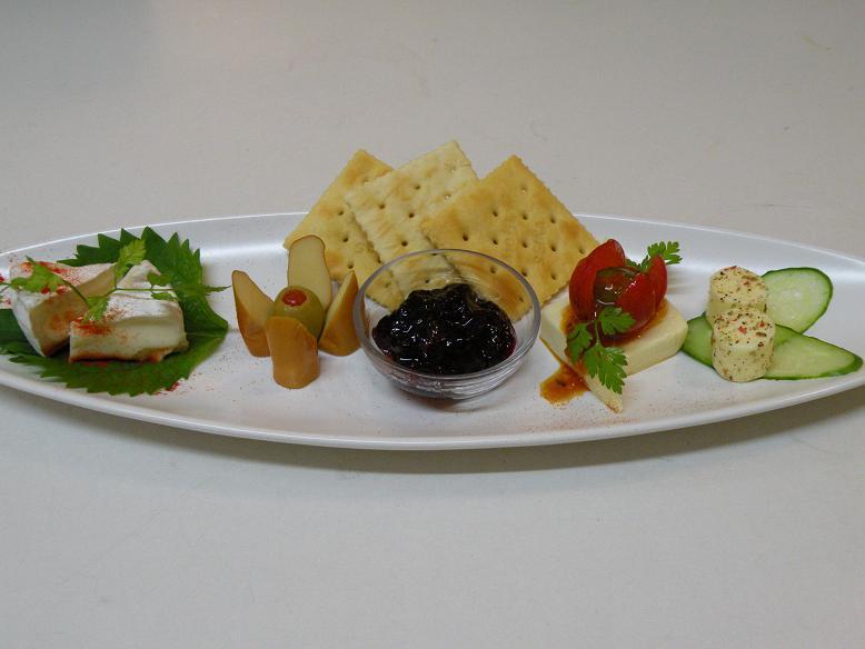 チーズiroiro