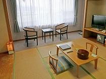 和室8畳(バスなし、洗浄機能付きトイレ)