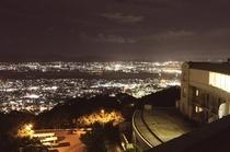 かんぽの宿徳島からの夜景