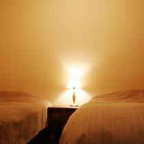 離れ特別室『夢の杜』寝室