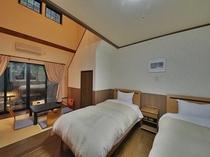 メイン館メゾネット室一例