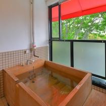 2階 テラス露天風呂