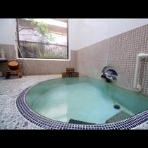 【女湯】源泉掛け流しの100%天然温泉