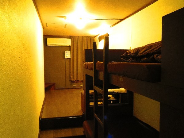 個室 ツインルーム3号室