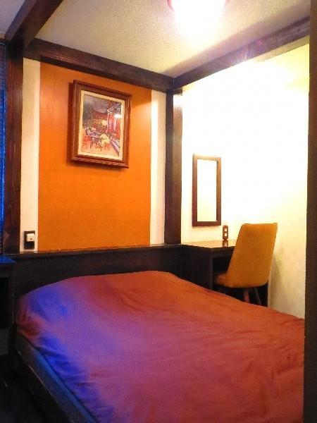 個室 プバス 広々した寝心地の良いベット