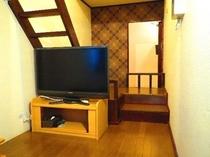 個室 ツインルーム 11号室 ロフトタイプ