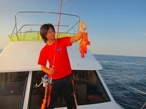 船釣りプラン①