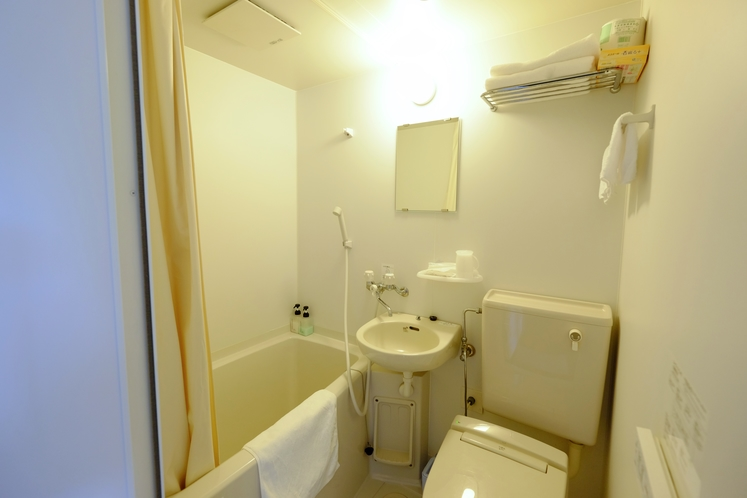 新館 バスルーム