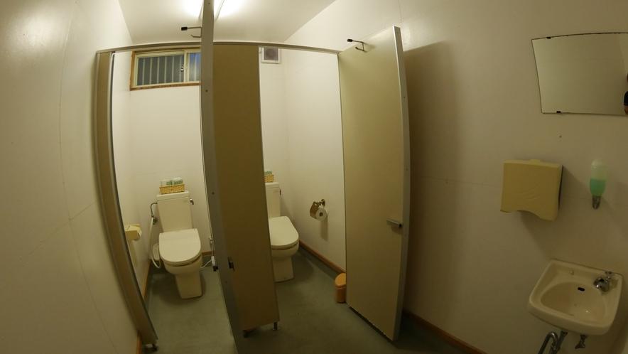 別館 女性用トイレ