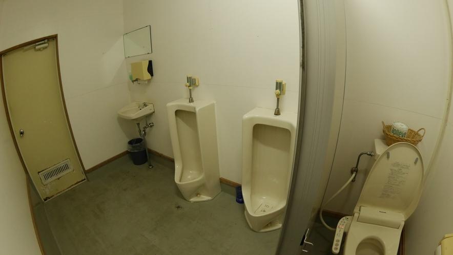 別館 男性用トイレ