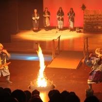 ◆アイヌの古式舞踊