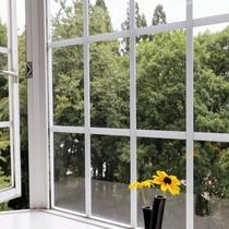 ツインルームB・窓からの景色◎