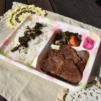 米沢牛焼肉弁当